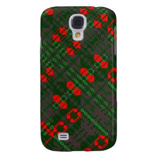PlaidWorkz 44 Galaxy S4 Cover