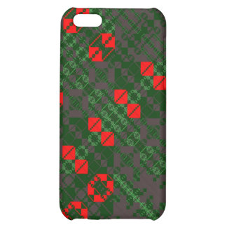 PlaidWorkz 44 iPhone 5C Covers