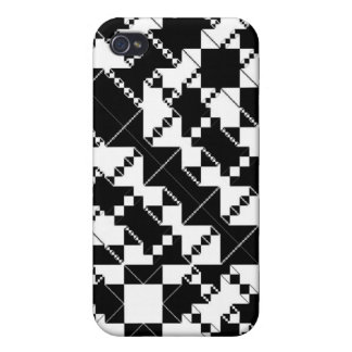 PlaidWorkz 50 Cover For iPhone 4