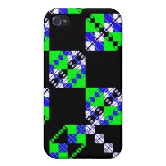 PlaidWorkz 55 iPhone 4/4S Covers