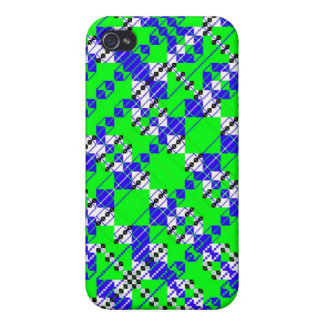 PlaidWorkz 56 iPhone 4/4S Case
