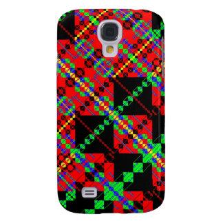 PlaidWorkz 60 Galaxy S4 Case