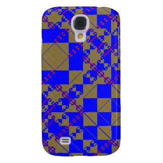 PlaidWorkz 9 Galaxy S4 Cover