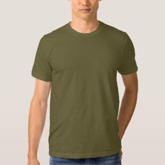 Plain Army American Apparel Mens T-Shirt