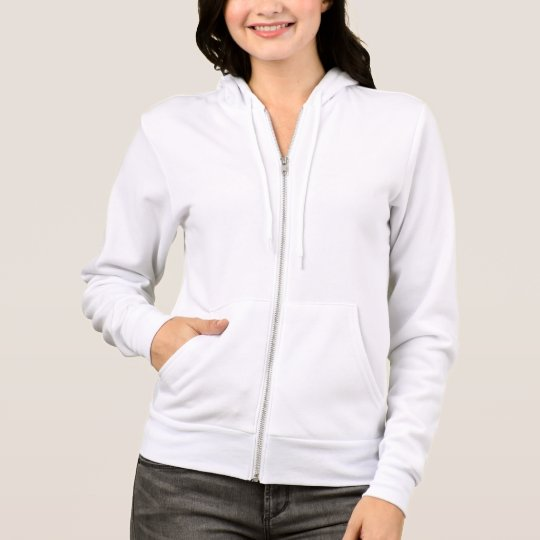 Plain baby blue hoodie fleece for women, ladies