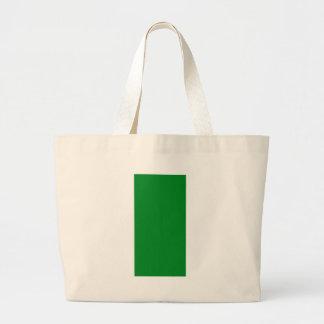 Plain Blank Green DIY template add text photo quot Jumbo Tote Bag