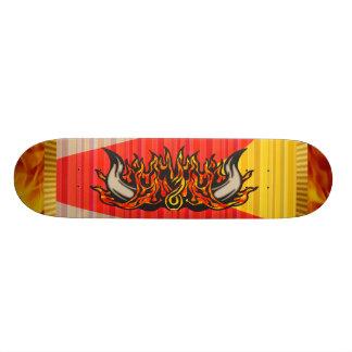 Plain Bull Skateboard