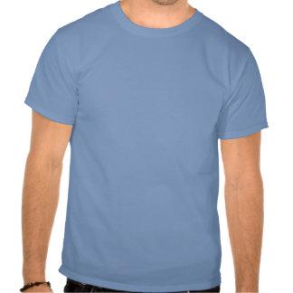 Plain Carolina Blue Mens Basic Dark T-Shirt