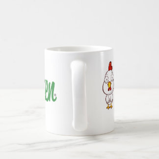 Plain Chicken Coffee Mug