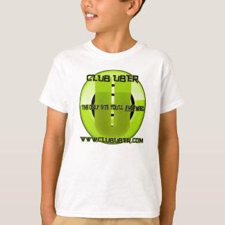 Plain Club Uber T-shirt (Kids)