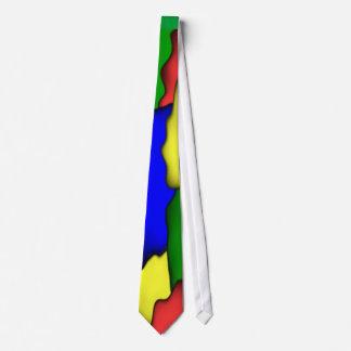 Plain Colorful tie