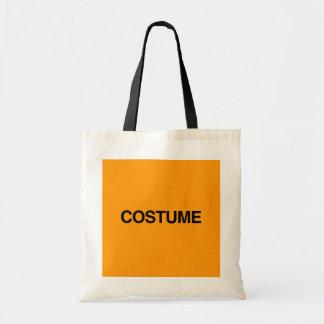 PLAIN COSTUME - Halloween - png Canvas Bag