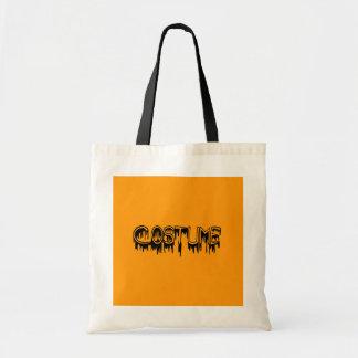 PLAIN COSTUME SLIME - Halloween - png Tote Bags