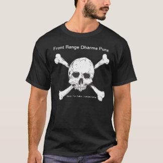 Plain FRDP Skull Dark Tee