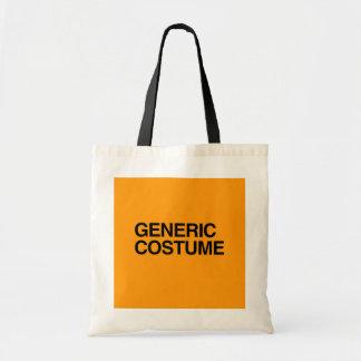 PLAIN GENERIC COSTUME - Halloween - png Tote Bag