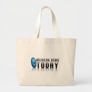 Plain Logo Products Jumbo Tote Bag