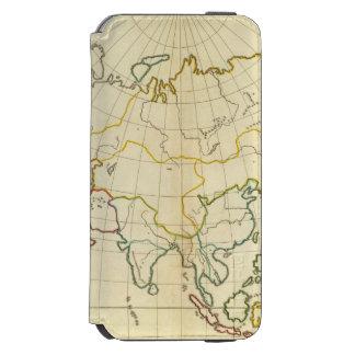 Plain map Asia Incipio Watson™ iPhone 6 Wallet Case