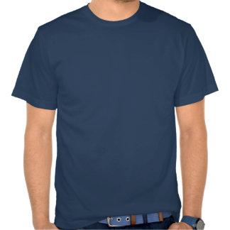 Plain navy blue crew neck t-shirt for men