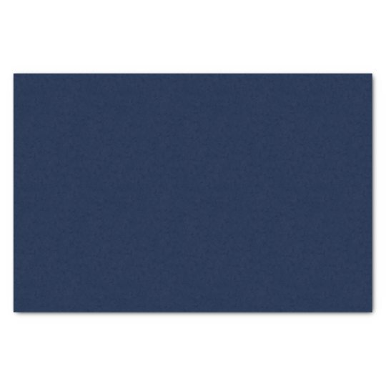 Plain Navy Blue Gift Tissue Paper