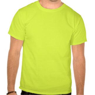 Plain neon green casual basic t-shirt for men
