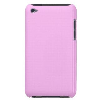 Plain Pink iPod Case-Mate Cases
