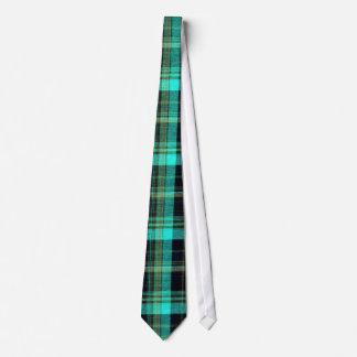 Plain Plaid 2a Tie