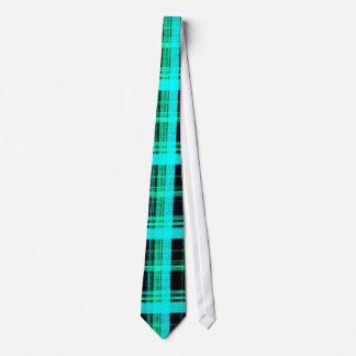 Plain Plaid 2e Tie