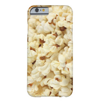 Plain popcorn close up. barely there iPhone 6 case