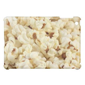 Plain popcorn close up. iPad mini cover