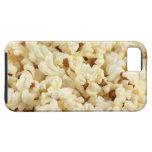Plain popcorn close up. iPhone 5 covers
