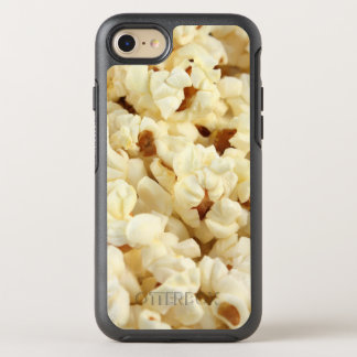 Plain popcorn close up. OtterBox symmetry iPhone 8/7 case