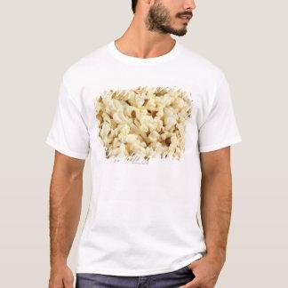 Plain popcorn close up. T-Shirt