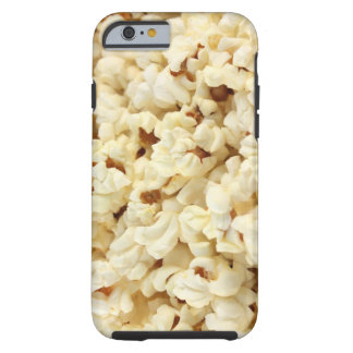 Plain popcorn close up. tough iPhone 6 case