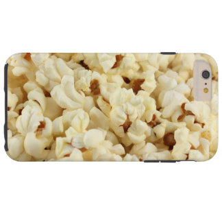 Plain popcorn close up. tough iPhone 6 plus case