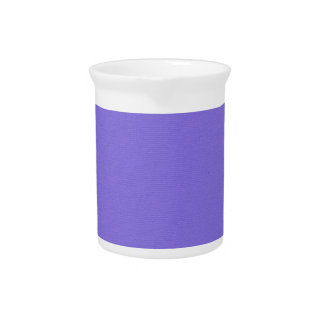 Plain Purple Pitcher