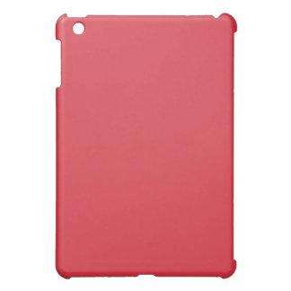 Plain Red iPad Mini Case