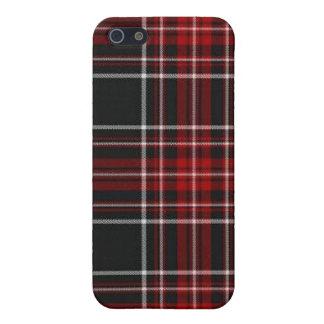 Plain Red Plaid iPhone Speck Case iPhone 5 Case