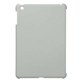 Plain Silver Gray iPad Mini Case