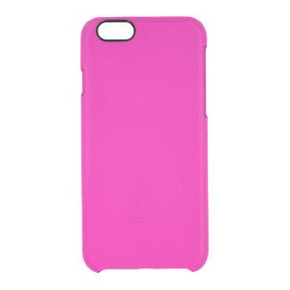 PLAIN SOLID FASHION FUCHSIA   IPHONE CASE iPhone 6 PLUS CASE