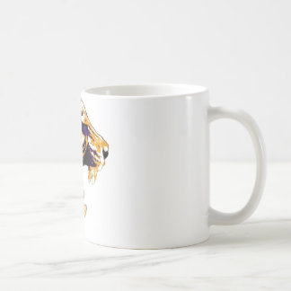 Plain Tiger Coffee Mug
