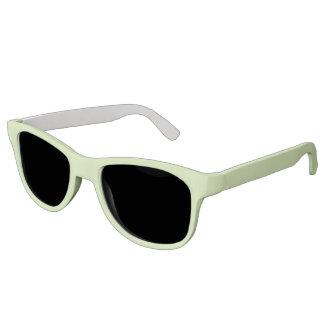 Plain Watermelon Green sunglasses