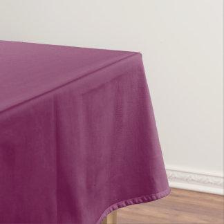Plain Wine Tablecloth