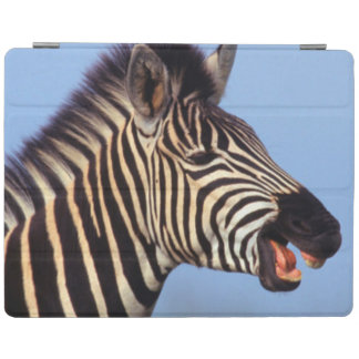 Plains Zebra (Equus Quagga) Calling iPad Cover