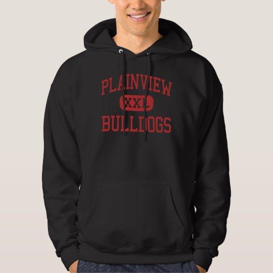 Plainview - Bulldogs - High - Plainview Texas Hoodie