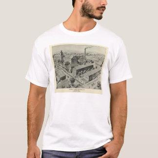 Plainville Connecticut Illustration T-Shirt
