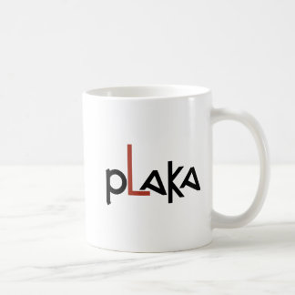 Plaka Logo Coffee Mug