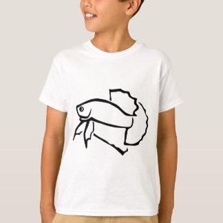 Plakat betta T-Shirt