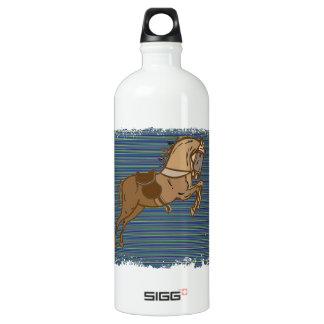Plalyful Brown HORSE Sketch SIGG Traveller 1.0L Water Bottle