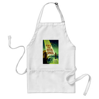 Plan 9 From Outer Space Aprons