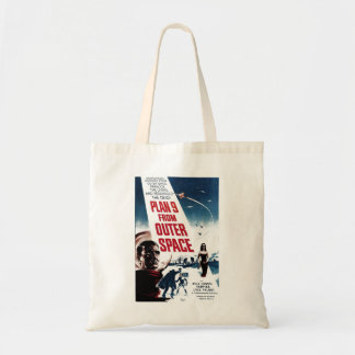 """""""Plan 9 From Outer Space"""" Bag"""